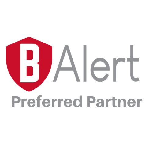 bAlert Preferred Partner Logo